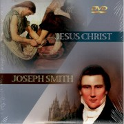 DVD - Jesus Christ / Joseph Smith - $3.50 with Free S&H